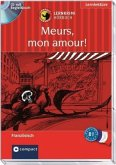 Meurs, mon amour!, 1 Audio-CD + Begleitbuch