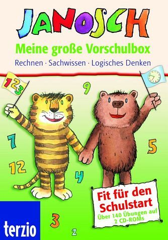 Janosch: Meine große Vorschulbox - Rechnen Sachwissen Logisches Denken (PC)
