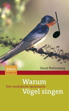Warum Vögel singen
