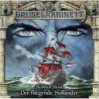 Der fliegende Holländer / Gruselkabinett Bd.22 (1 Audio-CD)