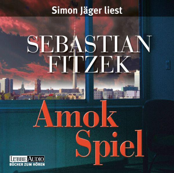 Amok Spiel, 4 Audio-CDs - Fitzek, Sebastian