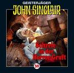Schreie in der Horror-Gruft / Geisterjäger John Sinclair Bd.39 (1 Audio-CD)