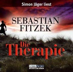 Die Therapie, 4 Audio-CDs - Fitzek, Sebastian