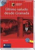 Último saludo desde Granada, 1 Audio-CD + Begleitbuch