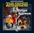 Blutiger Halloween / Geisterjäger John Sinclair Bd.42 (1 Audio-CD)