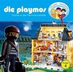 Chaos in der Hermannstrasse / Die Playmos Bd.4 (1 Audio-CD)