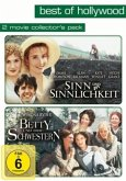 Best of Hollywood - 2 Movie Collector's Pack: Sinn und Sinnlichkeit / Betty und ihre ... (2 DVDs)
