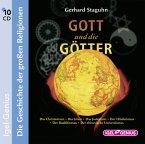 Gott und die Götter, Gesamtausgabe, 10 Audio-CDs