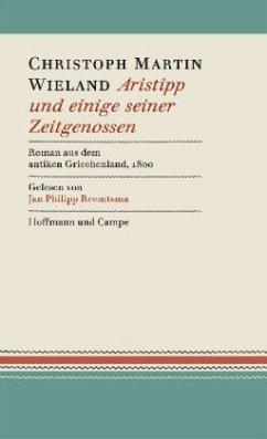 Aristipp und einige seiner Zeitgenossen, 24 Audio-CDs - Wieland, Christoph Martin