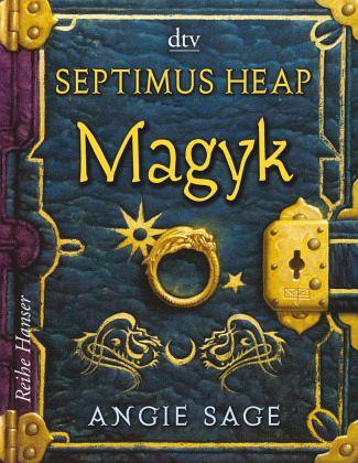Buch-Reihe Septimus Heap von Angie Sage