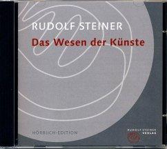 Das Wesen der Künste, Audio-CD