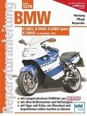 BMW K 1200 S, K 1200 R, K1200 R Sport, K 1200 GT ab Modelljahr 2004