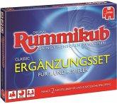 Jumbo 03458 - Original Rummikub Classic, Ergänzungsset für 5.+6. Spieler, Familienspiel