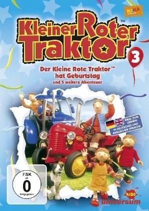 Kleiner Roter Traktor 03 Der Kleine Rote Traktor Hat Geburtstag