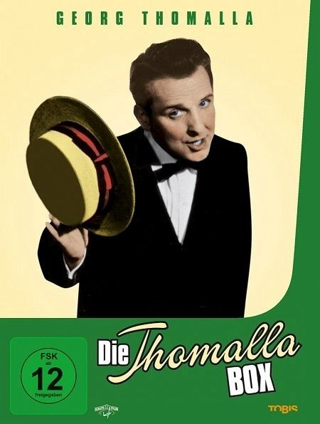 Georg Thomalla Box 3 DVDs