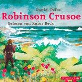 Robinson Crusoe, 4 Audio-CDs