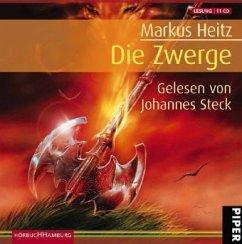 Die Zwerge / Die Zwerge Bd.1 (Audio-CD) - Heitz, Markus