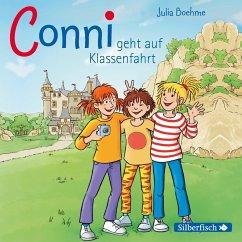 Conni geht auf Klassenfahrt / Conni Erzählbände Bd.3 (Audio-CD) - Boehme, Julia; Schneider, Liane