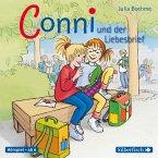 Conni und der Liebesbrief / Conni Erzählbände Bd.2 (1 Audio-CD)