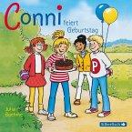 Conni feiert Geburtstag / Conni Erzählbände Bd.4 (1 Audio-CD)