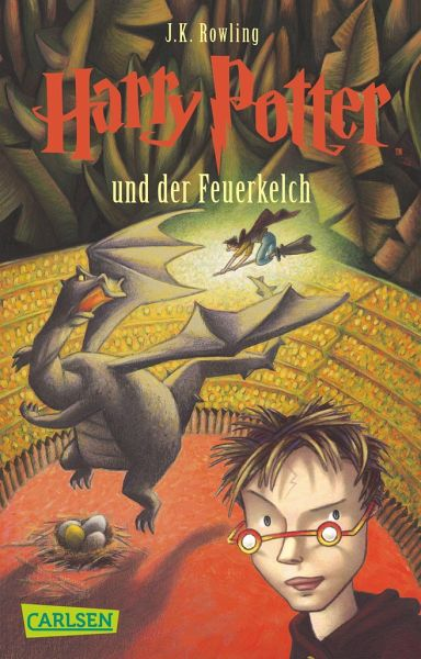 Harry Potter Und Der Feuerkelch Harry Potter Bd 4 Von J K Rowling Als Taschenbuch Portofrei Bei Bucher De