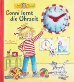 Conni Gelbe Reihe: Conni lernt die Uhrzeit