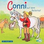 Conni auf dem Reiterhof / Conni Erzählbände Bd.1 (1 Audio-CD)