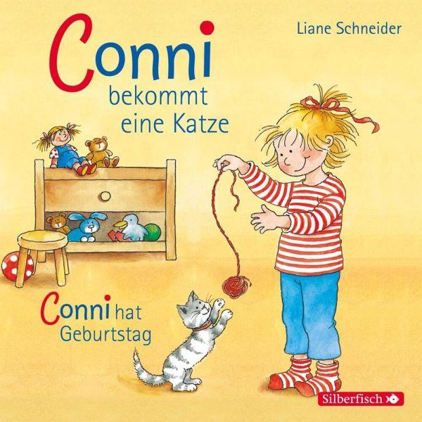 Conni Bekommt Eine Katze Conni Hat Geburtstag 1 Audio Cd Von