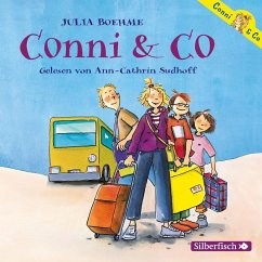 Conni & Co Bd.1 (2 Audio-CDs) - Boehme, Julia