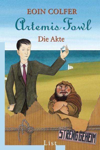 Buch-Reihe Artemis Fowl von Eoin Colfer