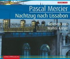 Nachtzug nach Lissabon, 6 Audio-CDs (Sonderausgabe) - Mercier, Pascal