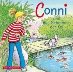 Conni und das Geheimnis der Koi / Conni Erzählbände Bd.8 (1 Audio-CD)
