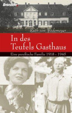 In des Teufels Gasthaus - Wedemeyer, Ruth von