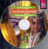 Aserbaidschanisch AusspracheTrainer, 1 Audio-CD