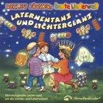 Laternentanz und Lichterglanz, Audio-CD