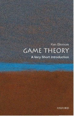 Game Theory: A Very Short Introduction - Binmore, Ken