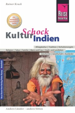 Reise Know-How KulturSchock Indien - Krack, Rainer