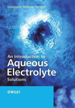 Introduction to Aqueous Electr - Wright, Margaret Robson