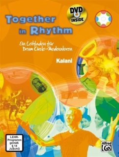 Together in Rhythm, m. DVD