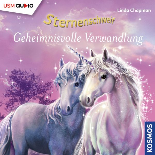 Geheimnisvolle Verwandlung / Sternenschweif Bd.1 (Audio-CD) - Chapman, Linda