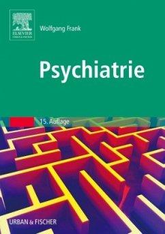 Psychiatrie - Frank, Wolfgang