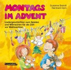 Montags im Advent, 1 Audio-CD