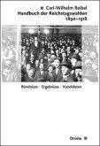 Handbuch der Reichstagswahlen 1890-1918
