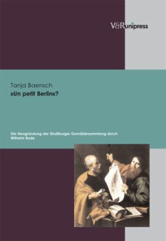 »Un petit Berlin«? - Baensch, Tanja
