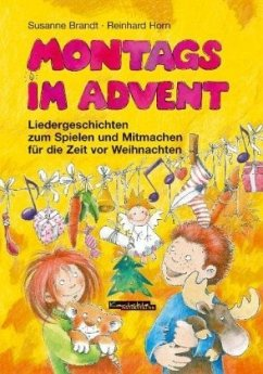 Montags im Advent - Brandt, Susanne; Horn, Reinhard