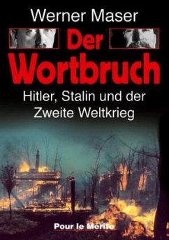 Der Wortbruch - Maser, Werner