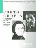 12 Etüden op.10 für Klavier