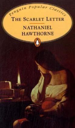 The Scarlet Letter\Der scharlachrote Buchstabe, englische Ausgabe - Hawthorne, Nathaniel