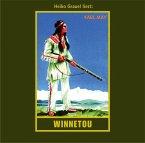 Winnetou, 1 MP3-CD / Gesammelte Werke, MP3-CDs 7, Tl.1