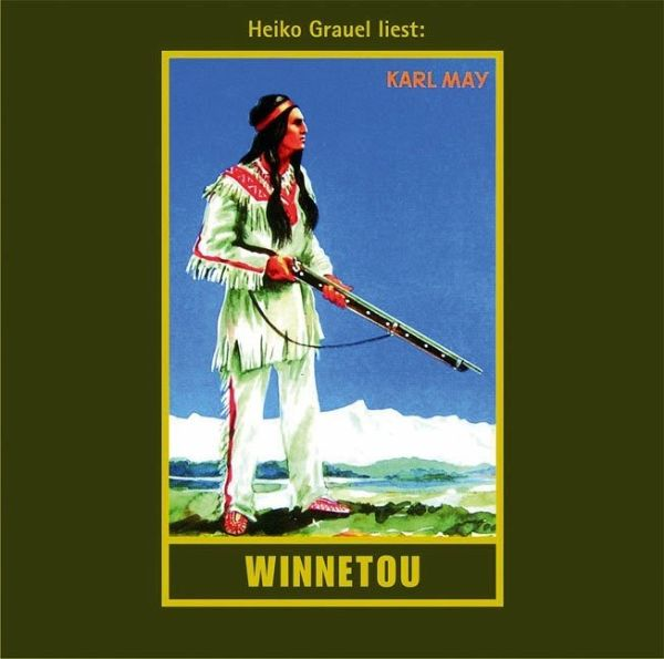 Winnetou, 1 MP3-CD / Gesammelte Werke, MP3-CDs Bd.7, Tl.1 - May, Karl May, Karl